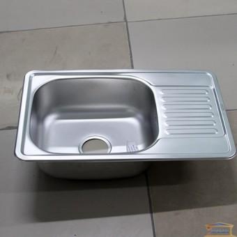 Изображение Мойка для кухни Крафт K 6642D (0,8/180мм) декор