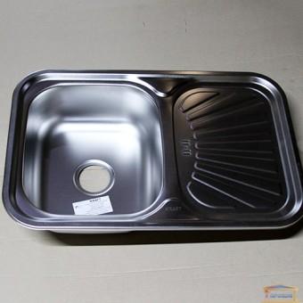 Изображение Мойка для кухни Крафт 7549E (08/180) матовая купить в procom.ua