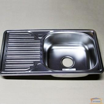 Изображение Мойка для кухни Крафт 7642D (08/180) декор купить в procom.ua