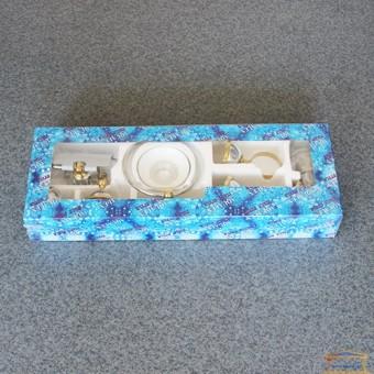 Изображение Набор для ванной № 28800 (6 элементов) хром золото купить в procom.ua