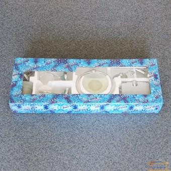 Изображение Набор для ванной № 3300 CB (6 элементов) зеленый купить в procom.ua