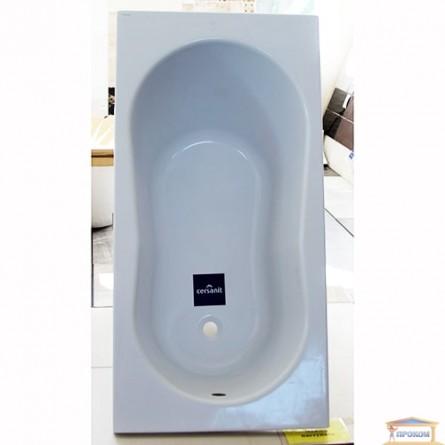Изображение Ванна акриловая NIKE 1,4*0,7м Церсанит купить в procom.ua - изображение 2
