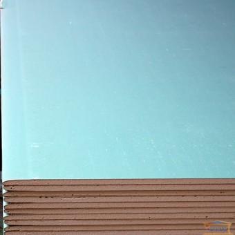 Изображение Гипсовая плита GKBI (влагост) 12.5х1200х2500   (гипсокартон)