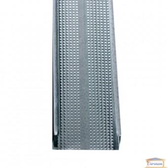 Изображение Профиль потолочный RCD 60/4 усиленный 0,4мм