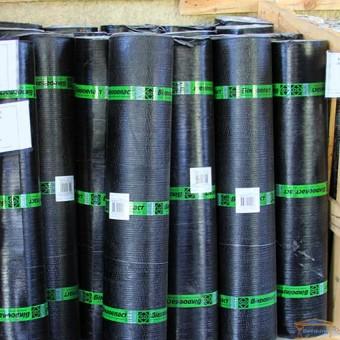 Изображение Бикроэласт ЕКП 4,0 10кв.м.сланец серый