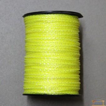 Изображение Шнур трассировочный VOREL, l=100м, желт 17489