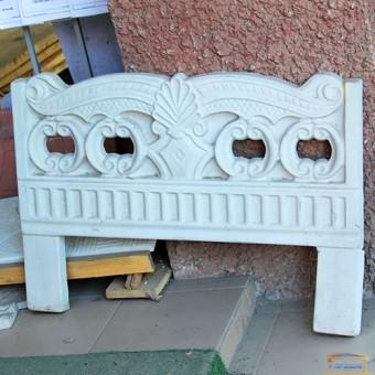 Изображение Забор метровый цементный (0,8м) купить в procom.ua