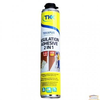 Изображение Пена-клей Tekapur Insulation 2в1 800мл 12-530   АКЦИЯ!