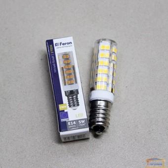 Изображение Лампа LED Feron LB-433 230V  E14 2700K 5W купить в procom.ua