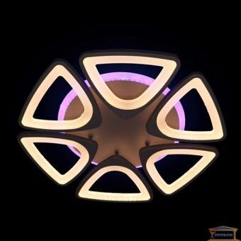 Изображение Люстра светодиодная 5548/6 CF Led dim купить в procom.ua