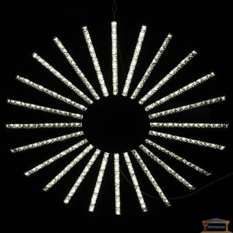 Изображение Люстра светодиодная LED 0031 черная пульт купить в procom.ua