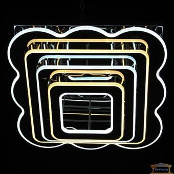 Изображение Люстра светодиодная 5045/600x600 купить в procom.ua