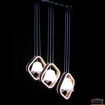 Изображение Люстра светодиодная 9370/3 купить в procom.ua