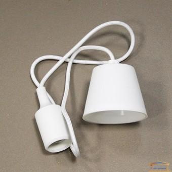 Изображение Патрон пластик LH E27 пластик белый