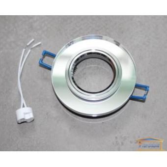 Изображение Светильник точечный 8060-2 серебро-серебро  купить в procom.ua