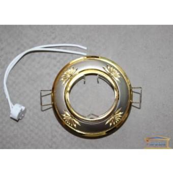 Изображение Светильник точечный DL246 титан-золото  купить в procom.ua
