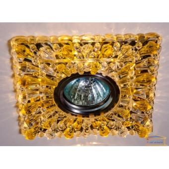 Изображение Точечный светильник со светодиодной подсветкой 7601 YL купить в procom.ua