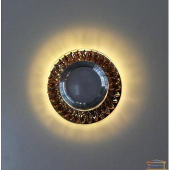 Изображение Точечный светильник с LED подсветкой 127 ИП-CF купить в procom.ua