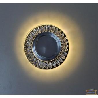Изображение Точечный светильник с LED подсветкой 127 ИП-WT купить в procom.ua