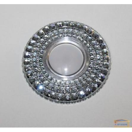 Изображение Точечный светильник с LED подсветкой 7015 ИП-WT купить в procom.ua - изображение 2