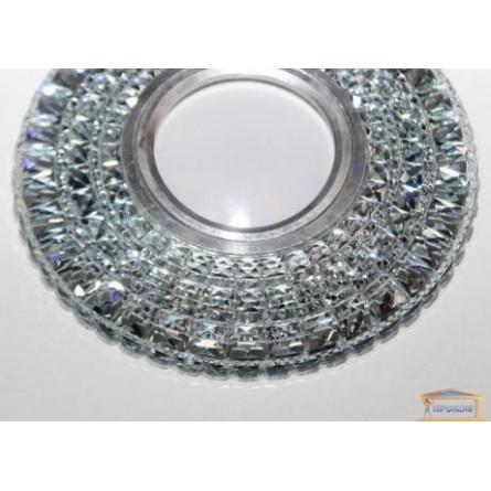 Изображение Точечный светильник с LED подсветкой 7015 ИП-WT купить в procom.ua - изображение 3