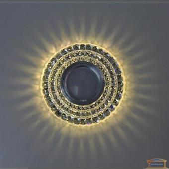 Изображение Точечный светильник с LED подсветкой 7015 ИП-WT купить в procom.ua