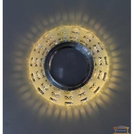 Изображение Точечный светильник с LED подсветкой 7048 ИП-WT купить в procom.ua - изображение 2
