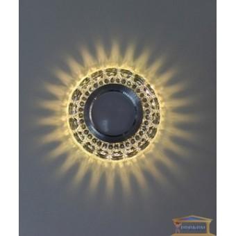 Изображение Точечный светильник с LED подсветкой 7095 ИП-WT купить в procom.ua