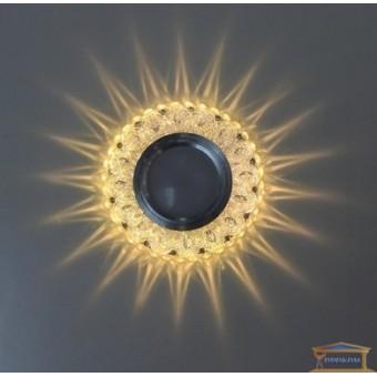Изображение Точечный светильник с LED подсветкой 7556 ИП-WT купить в procom.ua