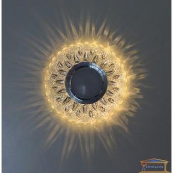 Изображение Точечный светильник с LED подсветкой 7556 ИП-B купить в procom.ua