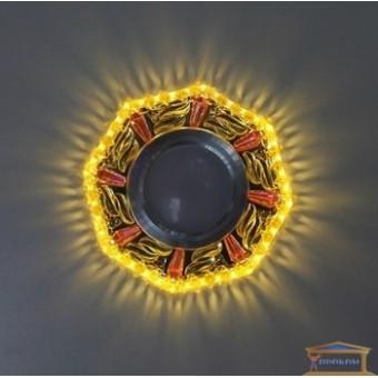 Изображение Точечный светильник с LED подсветкой 7624 ИП-BR купить в procom.ua