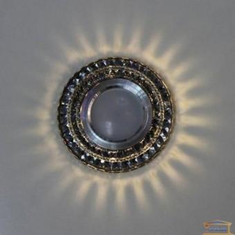 Изображение Точечный светильник с LED подсветкой 7015 ИП-BL купить в procom.ua