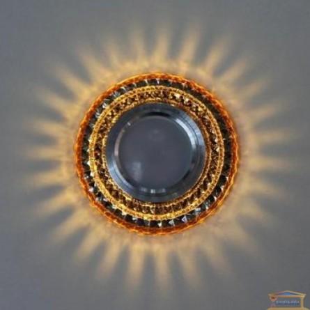 Изображение Точечный светильник с LED подсветкой 7015 ИП-CF купить в procom.ua - изображение 1