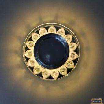 Изображение Точечный светильник с LED подсветкой 7100 ИП-WT купить в procom.ua