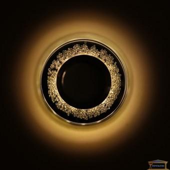 Изображение Точ. светильник с LED подсветкой 1755 ИП-WT