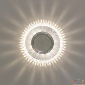Изображение Светильник точечный  с LED подсветкой 19088