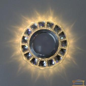 Изображение Точечный светильник с LED подсветкой 7058 ИП-WT купить в procom.ua