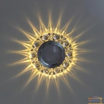 Изображение Точечный светильник с LED подсветкой 7125 ИП-WT купить в procom.ua