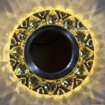Изображение Точечный светильник с LED подсветкой 7590 ИП-WT купить в procom.ua