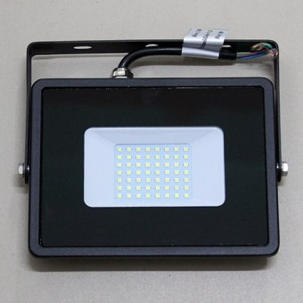 Изображение Прожектор LED 10W 6400К LL-991 Feron черный