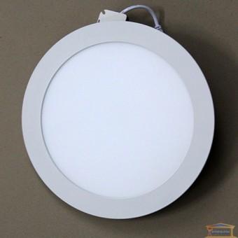 Изображение Светодиодный светильник SL Panel 12w-R 3 режима круг купить в procom.ua
