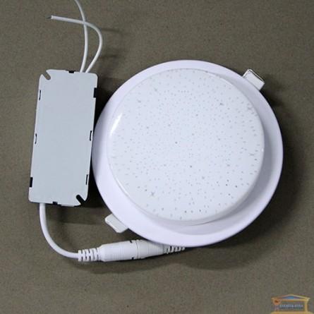Изображение Светильник светодиодный АL9050 9W бел. круг 4000К купить в procom.ua - изображение 1