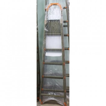 Изображение Лестница стремянка на  5 ступени плоскоов. профиль 70-135