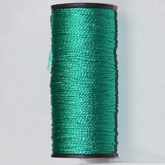 Изображение Нить капроновая зеленая 375 текс.69-594