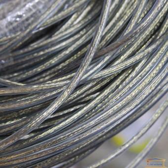 Изображение Трос для белья ПВХ, д 5мм 200м 86V041