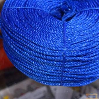 Изображение Веревка бельевая полипроп. EBA 3,5мм*10м 86V037