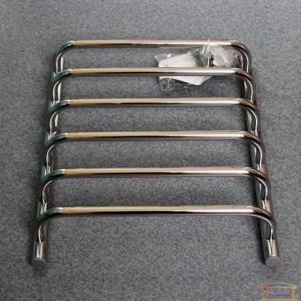Изображение Полотенцесушитель электрический Симфония 480*600 L нерж.