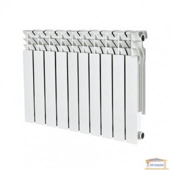 Изображение Радиатор алюминиевый INTEGRAL 10 секций 500*80 купить в procom.ua