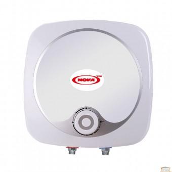 Изображение Водонагреватель электрический Novatec COMPACT CО-15 (над мойкой) купить в procom.ua