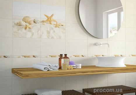 Кафельная плитка для ванну - procom.ua